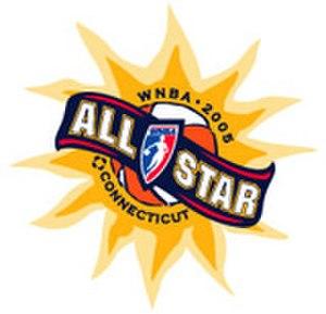 2005 WNBA All-Star Game - Image: WNBA All Star Game 2005