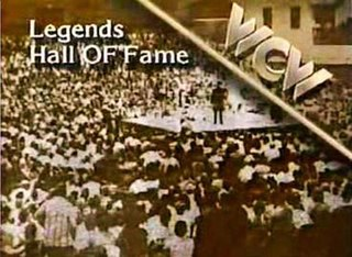 WCW Hall of Fame Hall of fame for professional wrestlers