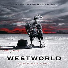 Westworld (season 2 soundtrack) cover.jpg