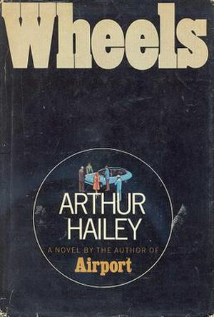Wheels (novel) - First edition (publ. Doubleday)
