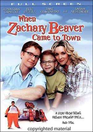 When Zachary Beaver Came to Town - DVD cover