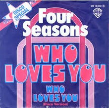 who loves you song