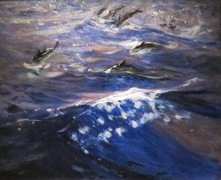 William Frederic Ritschel impressionist artist