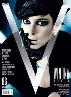 <i>V</i> (American magazine) American fashion magazine