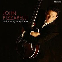 With a Song in My Heart (John Pizzarelli album) cover art.jpg