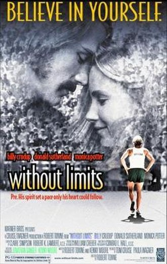 Without Limits - Theatrical release poster