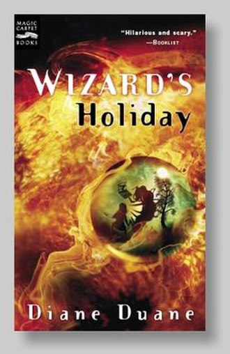 Wizard's Holiday - Cover art for Wizard's Holiday