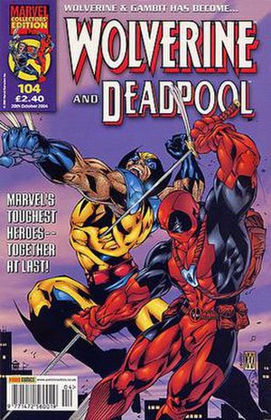 Wolverine and Deadpool - Image: Wolverine & Deadpool 104