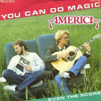 You Can Do Magic (song) - Image: You can do magic