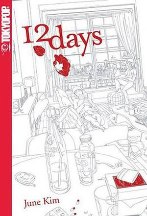 12 Days - Image: 12Days Cover