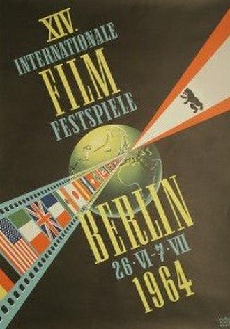 14th Berlin International Film Festival - Festival poster