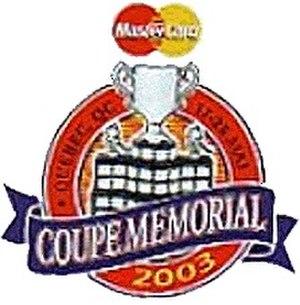 2003 Memorial Cup - Image: 2003 Memorial Cup