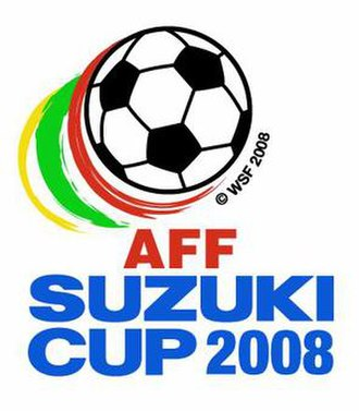 2008 AFF Championship - Image: 2008 AFF Suzuki Cup Logo