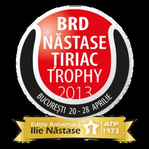 2013 BRD Năstase Țiriac Trophy - Image: 2013 brd nastase tiriac trophy logo