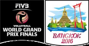 2016 FIVB Volleyball World Grand Prix - Image: 2016 FIVB Volleyball World Grand Prix Finals