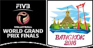 2016 FIVB Volleyball World Grand Prix