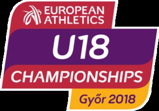 2018 European Athletics U18 Championships European athletics competition