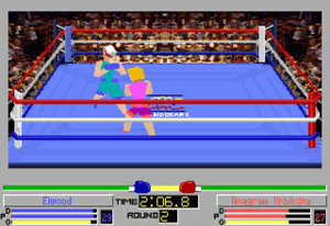 4D Sports Boxing - Image: 4D Sports Boxing