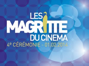 4th Magritte Awards - Official poster