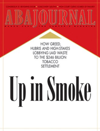 ABA Journal - March 2007 cover of the ABA Journal