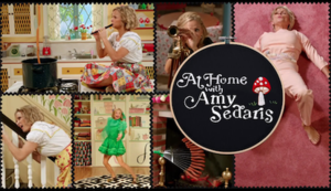 At Home with Amy Sedaris - Image: AHWAS Title Screen
