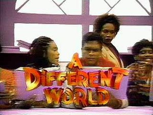 A Different World - Image: A Different World