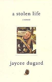 <i>A Stolen Life</i> (book) 2011 true crime book