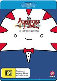 Adventure Time (season 9) - Wikipedia