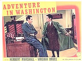Adventure in Washington film poster.jpg