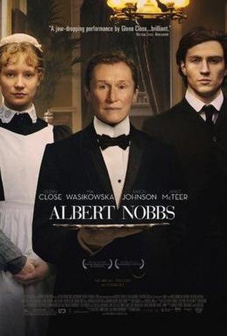 Albert Nobbs - Film poster