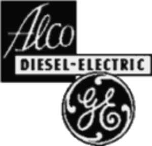 Alco-GE - Image: Alco GE