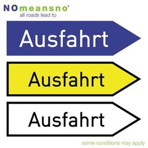All Roads Lead to Ausfahrt - Image: All Roads Lead To Ausfahrt