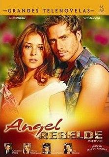 <i>Ángel Rebelde</i> Television series