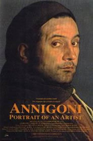 Annigoni: Portrait of an Artist - Film Poster