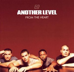 From the Heart (Another Level album) - Image: Another Level From the Heart 2002