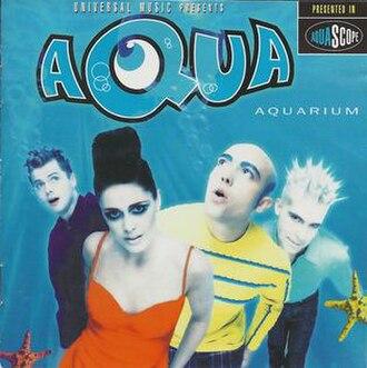 Aquarium (Aqua album) - Image: Aquariumcover