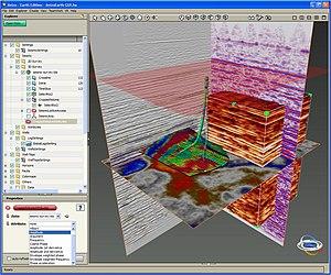 Avizo (software) - Geosciences data visualization