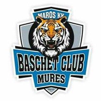 BC Mureș - Image: BC Mureș logo 2