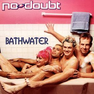 Bathwater - Image: Bathwater Cover