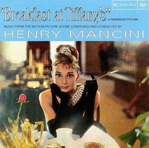 Breakfast at Tiffany's: Music from the Motion Picture - Image: Batsoundtrack