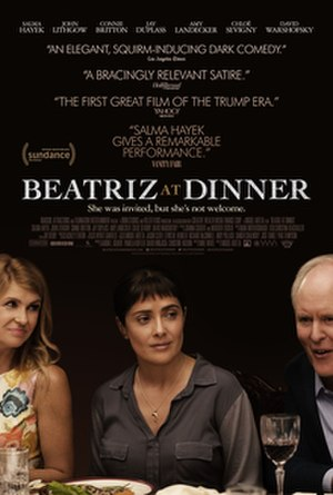 Beatriz at Dinner - Theatrical release poster