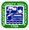 Official seal of Beaufort County