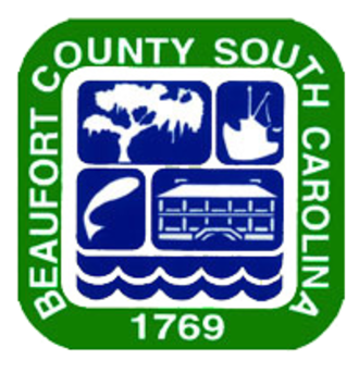 Beaufort County, South Carolina - Image: Beaufort County sc seal