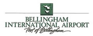 Bellingham International Airport - Image: Bellingham International Airport Logo