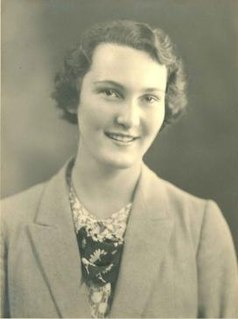 Betty Clay British scouting leader