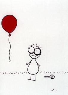 <i>Billys Balloon</i> 1998 film by Don Hertzfeldt