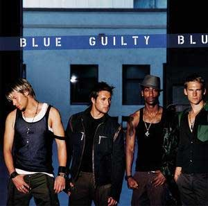 Guilty (Blue song) - Image: Blue Single Guilty