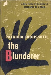 <i>The Blunderer</i> novel by Patricia Highsmith