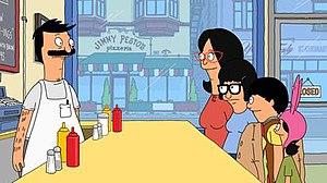 Bob's Burgers - Image: Bob's Burgers compare