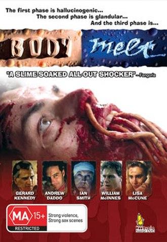 Body Melt - DVD Cover